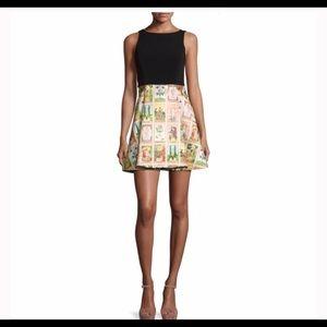 "Alice and Olivia ""Kourtney Tarot Card Dress"""